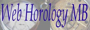 Web Horology Message Board